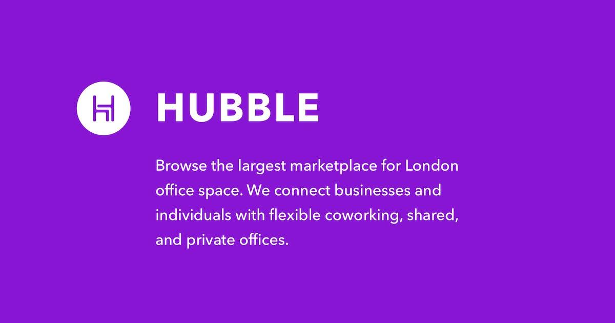 Contact us | HubbleHQ