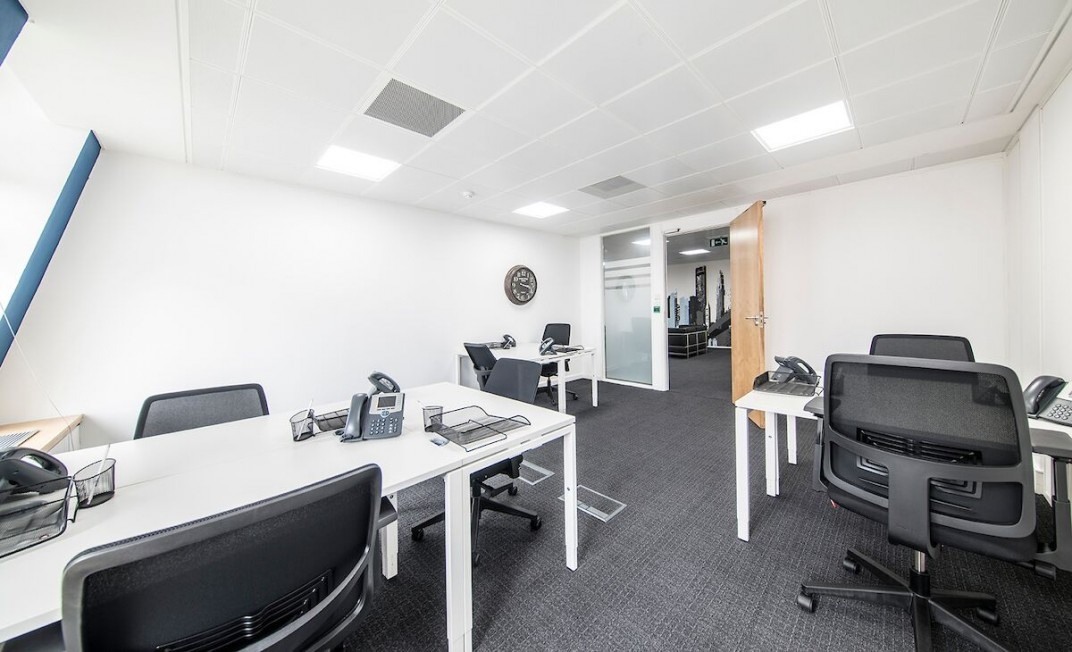 Regus - Westminster St James | Book Office Space with Hubble