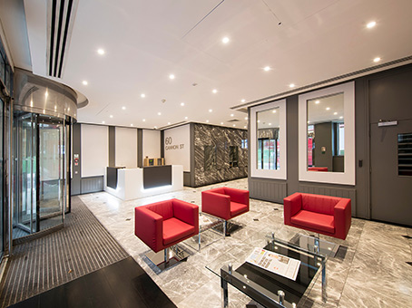 Regus - Cannon Street | Book Office Space with Hubble