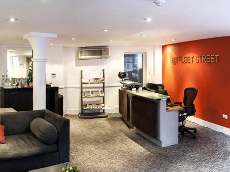 Regus - Fleet Street | Book Office Space with Hubble