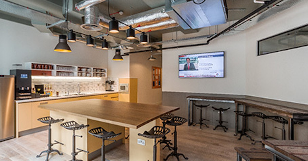 Regus - Old Street | Book Office Space with Hubble