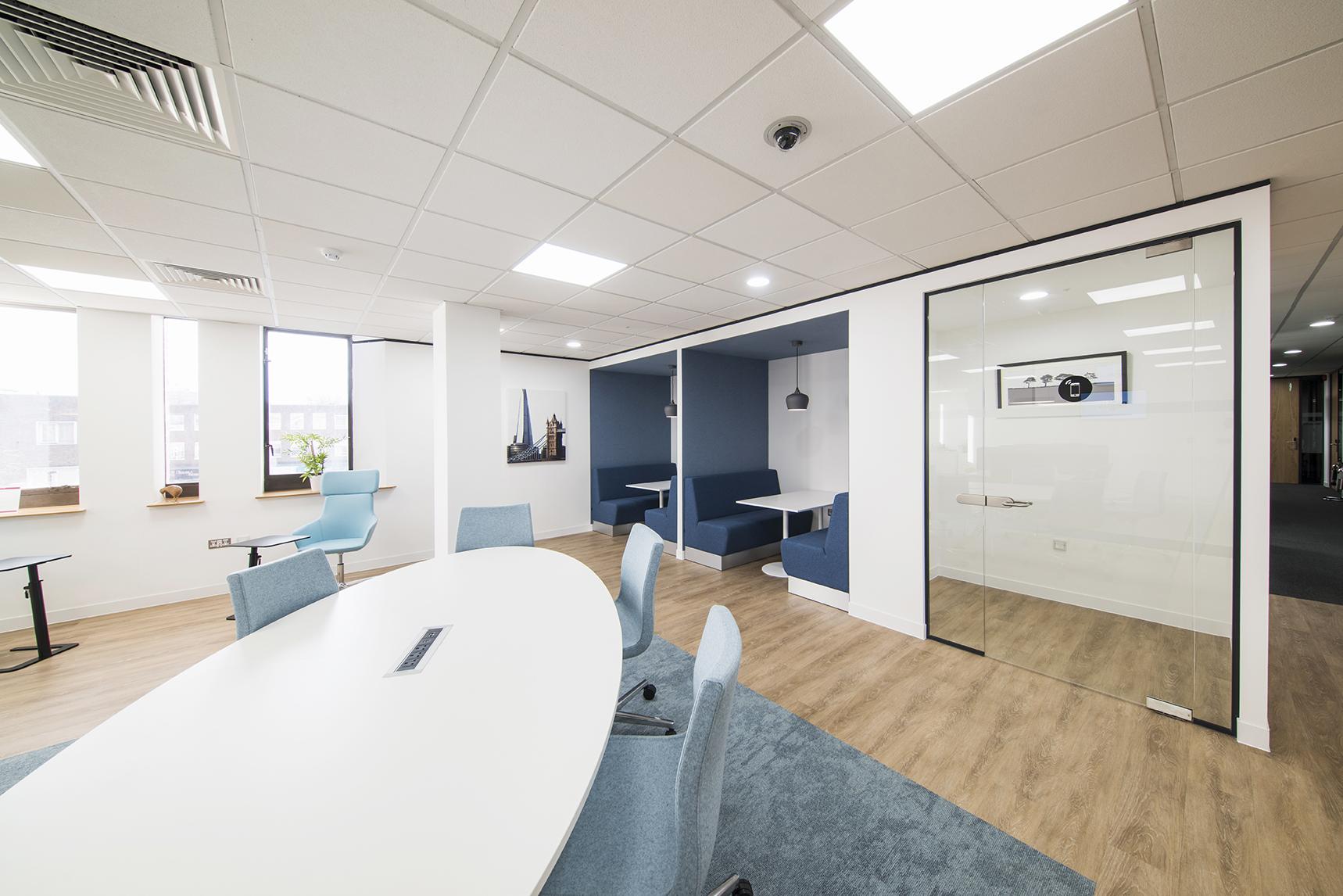 Lewisham, London   Office Desks