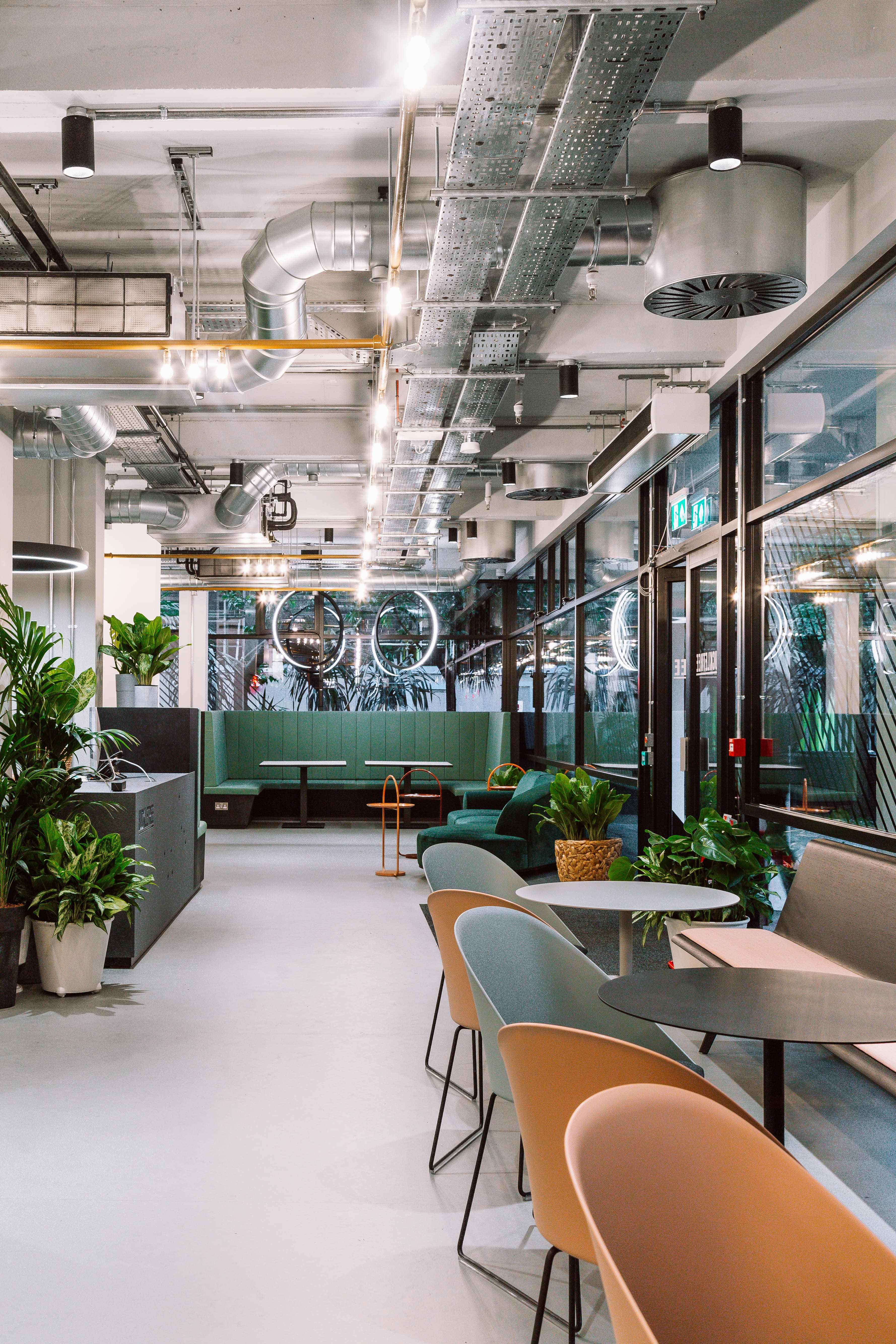 Huckletree Soho Book Office Space With Hubblehq
