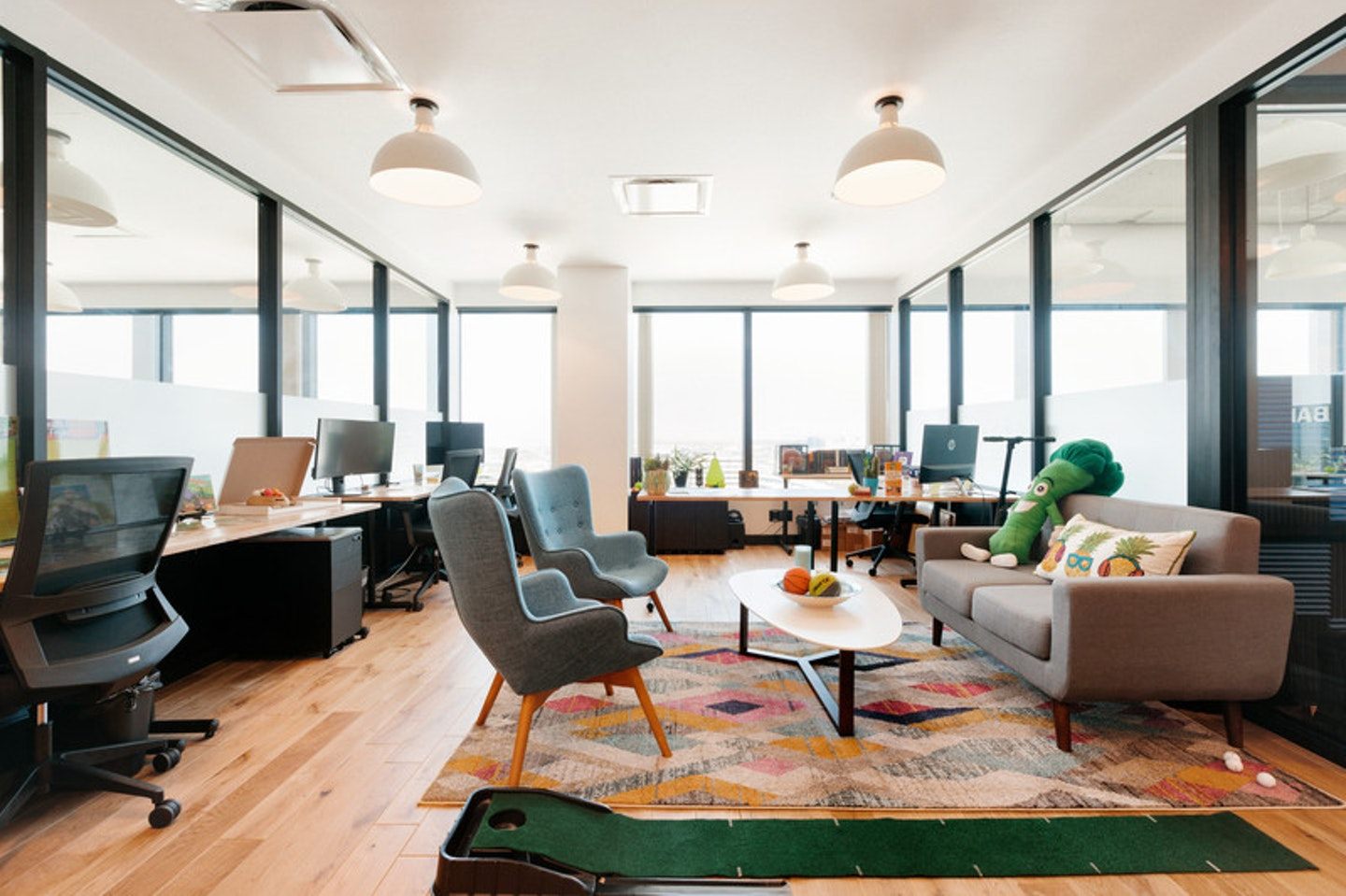 Example of another WeWork building