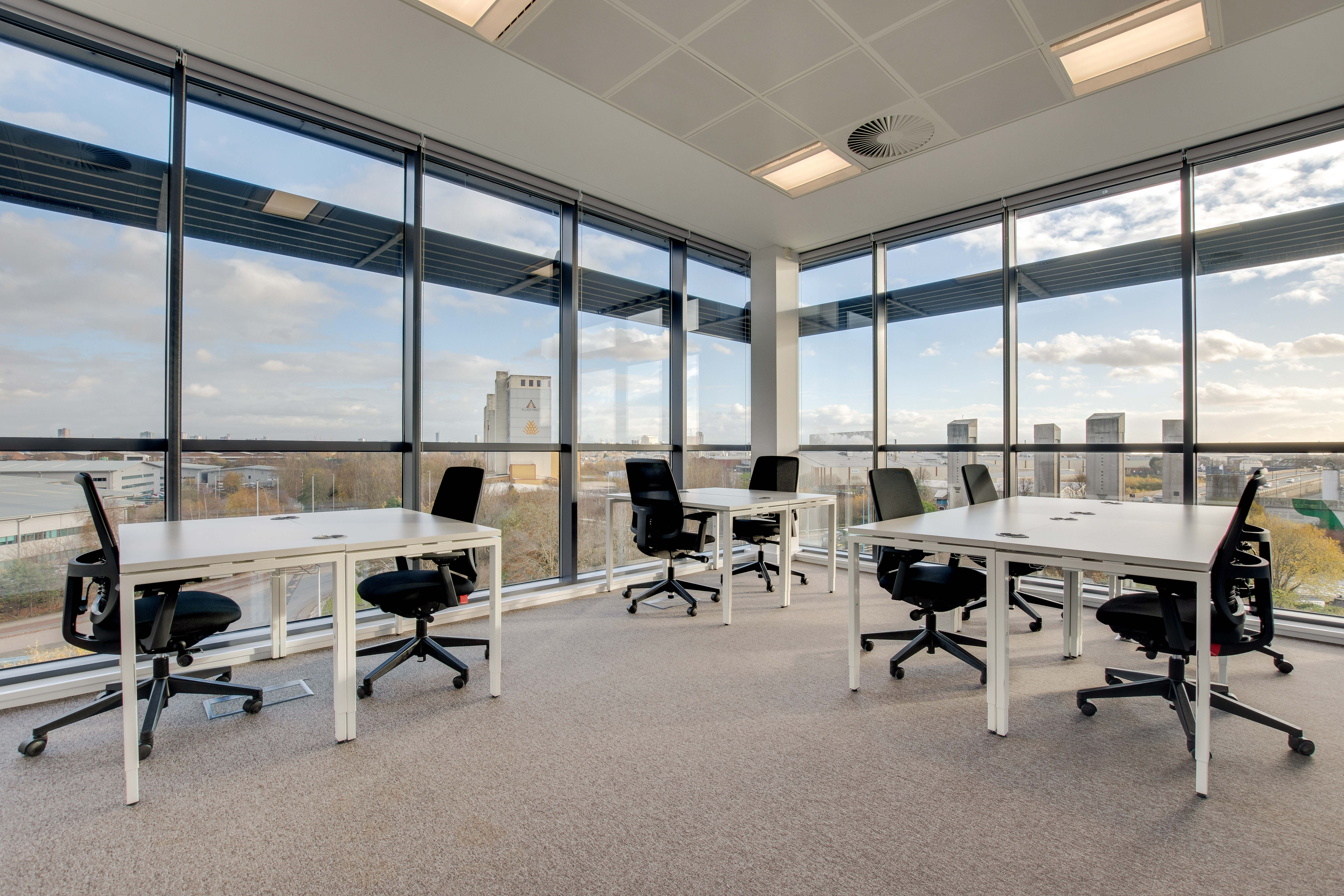 Regus - Manchester - Trafford Park | Book Office Space with