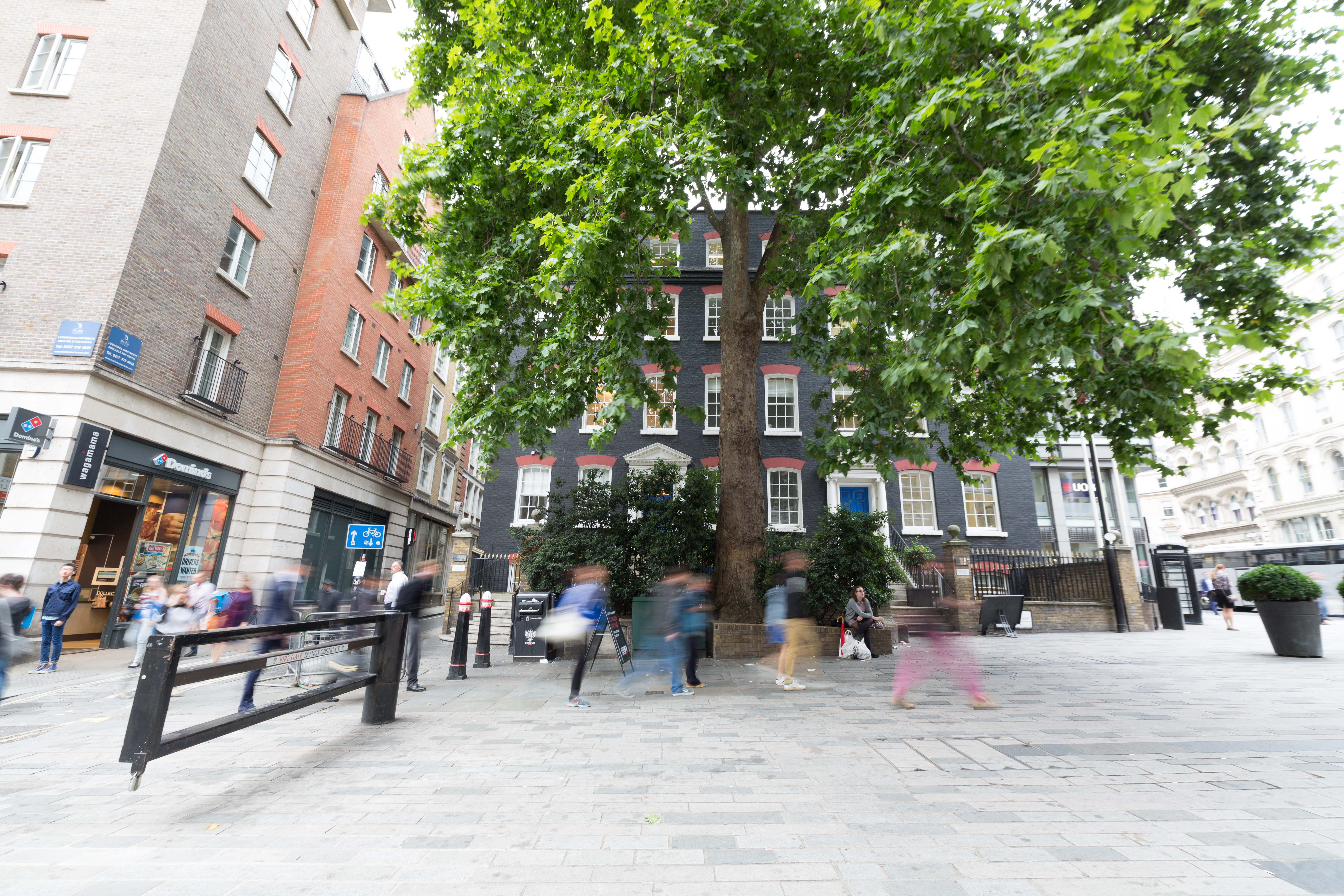 Boutique workplace cannon street book office space with hubble