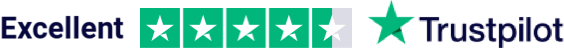 Hubble Trustpilot rating: 4.5 Stars